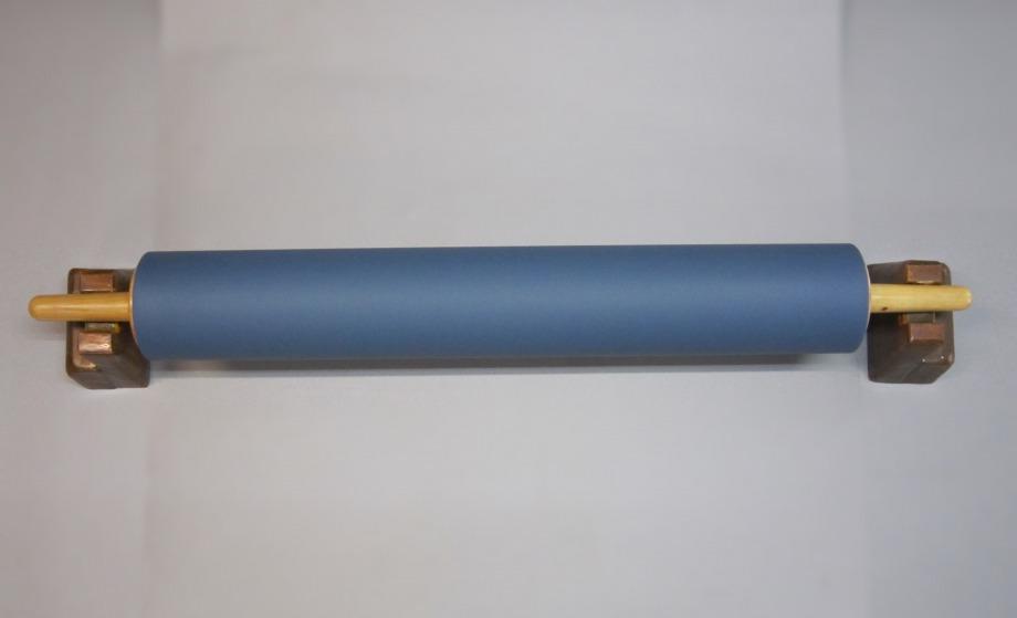 NEW平版ゴムローラー φ11cm×70cm (中質30°)