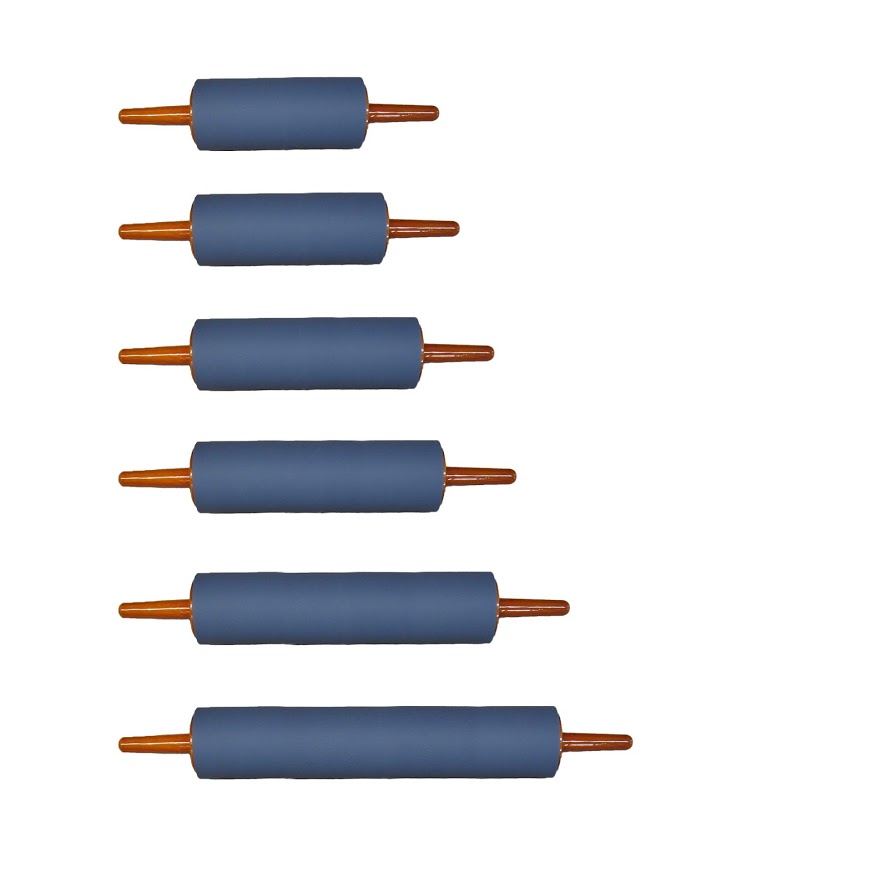 NEW平版ゴムローラー/上から 直径11cm×幅27cm・30cm・36cm・40cm・50cm・60cm