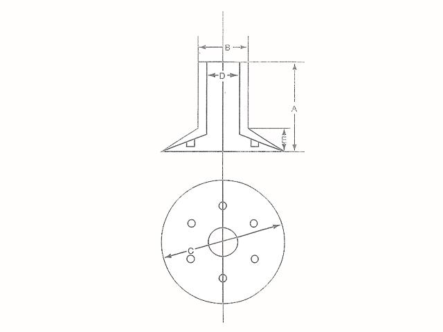 給紙ゴムの形状④