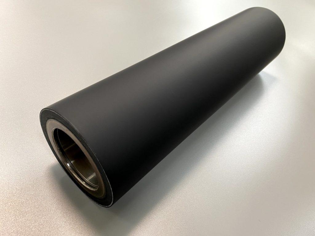 導電性ゴムローラー(黒色)