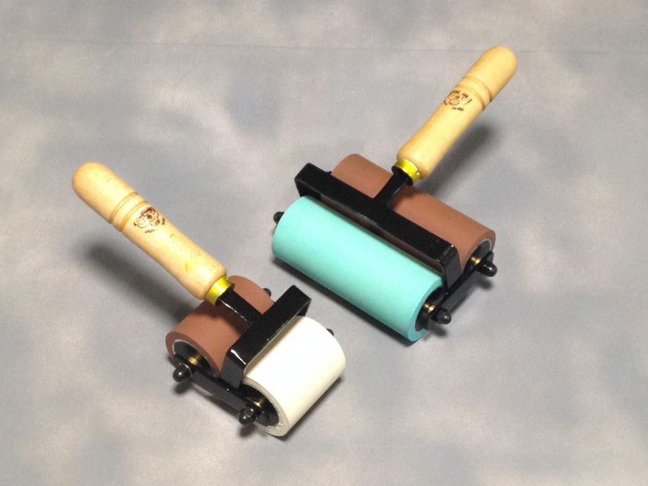 ツインローラー / 規格品は幅 6cm&12cmの2種類