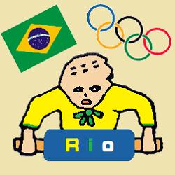 ver 2016 リオオリンピック