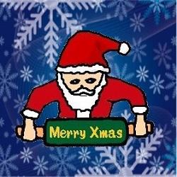 ver クリスマス サンタ