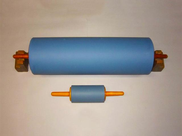 特注品/小型から大型まで製作可能 上 23cmφ×70cm (30°) 下 11cmφ×20cm (30°)