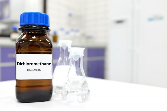 ジクロロメタン=慣用名・塩化メチレン